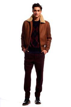 Ami   Fall 2012 Menswear Collection   Style.com