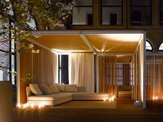 Contemporary Cabana by Paola Lenti – gotta have this at home