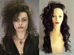 Bellatrix Lestrange Costume Wig