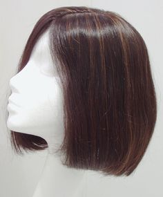 Enchantop hair extensions topper medium appearance hair custom bob multi topper aura custom hairpiece the ultimate solution for fine hair and thinning solutioingenieria Images
