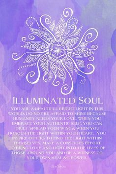 Illuminated Soul by CarlyMarie - Fiverr - an online platform for freelancer. Fiverr is also a great place for you to outsource tasks such as writing making a vide creating a logo. - Illuminated Soul by CarlyMarie Reiki, Chakras, Spiritual Awakening, Spiritual Quotes, Awakening Quotes, Spiritual Symbols, Mudras, Mind Body Soul, Inspire Others