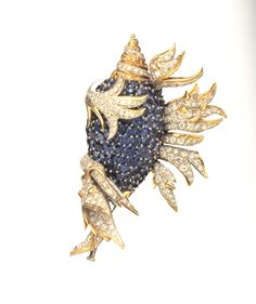 artistically inclined. His jewelry has always had a Surrealist edge, though. He…