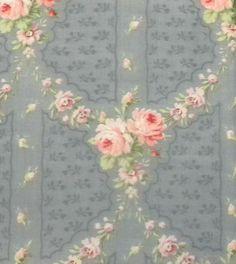 Lovely old wallpaper