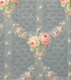 Lovely old wallpaper  by RuinsCa