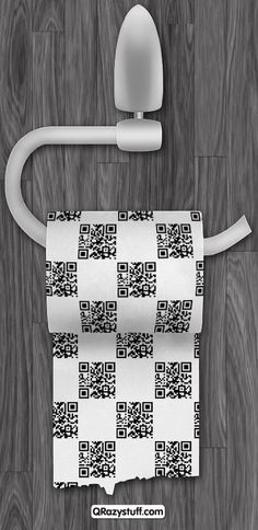 #Designer #QR #Code Art Gallery « World's First Designer QR Code Art Gallery