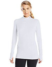 New Tommie Copper Women's Performance Sprinter Long Sleeve Mock Neck Shirt online. Find the perfect Mordenmiss Tops-Tees from top store. Sku DRTH33314CTZX46855