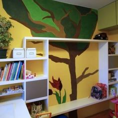 Pokoj pro dvě děti | Helena 3d interiér | Homepix.cz