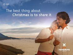 Lo mejor de navidad es compartirla. Tenerife, Islas Canarias // The best thing about Christmas is to share it. Tenerife, Canary Islands // Das Beste an Weihnachten ist das Teilen. Teneriffa, Kanarische Inseln. #VisitTenerife