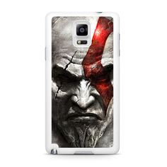 God of War Kratos Samsung Galaxy Note 4 Case