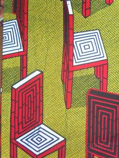 more vlisco chairs. 2010? 2011?