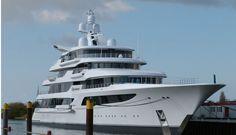 yacht Royal Romance, owned by Viktor Medvedchuk http://www.superyachtfan.com/superyacht_royal_romance.html