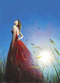 The scarlet gown - Jimmy Lawlor