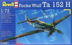 Revell 03981 Focke Wulf Ta152 H