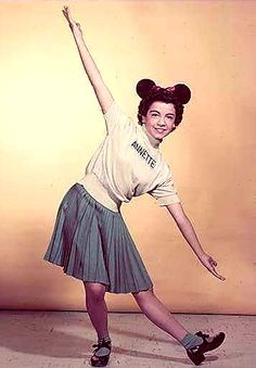 To Annette Funicello, with Love « Disney Annette Funicello, Run Disney, Disney Mickey Mouse, Shakira, Original Mickey Mouse Club, American Bandstand, Vintage Disneyland, Dapper Day, Old Tv Shows