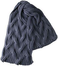Knit Picks Waves Scarf