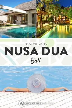 Looking for the suggestions on the best villas in Nusa Dua, Bali? These Nusa Dua Villas that we've picked feature incredible pools, living spaces and....