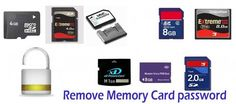 If you want to remove your memory card password then this article is helpful for you. Here you find steps to guide on How To Remove Memory Card Password.