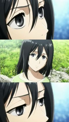 Anime Demon, Anime Manga, Anime Art, Otaku, Eren X Mikasa, Fairy Tail, Eremika, Rivamika, Attack On Titan Anime