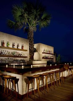 A Swarovski pool, celeb clientele like Rihanna and David Beckham, frozen guava margaritas and delicious American fare from in-house Caulfield's have made the Thompson Hotel's ABH (Above Beverly Hills) a hot spot since its 2008 opening.