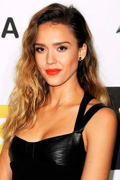 Gorgeous Bedhead Hairstyle Ideas  Jessica Alba's Bedhead Hairstyle