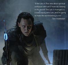 Happy Lokiday!!! (Glad Lørdag!!!) (Tom Hiddleston on Loki)