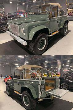 Land Defender, Offroader, Nissan Patrol, Expedition Vehicle, Ford Bronco, Range Rover, Land Cruiser, Sport Cars, Automobile