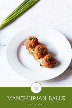 Manchurian Balls is an easy to make Indo-Chinese recipe. It can also be served as a snack or appetizer for parties. Recipes to try Manchurian Balls is an easy to make Indo-Chinese recipe. Indo Chinese Recipes, Chinese Food, Indian Food Recipes, Appetizers For Party, Appetizer Recipes, Snack Recipes, Vegetarian Recipes, Vegetarian Starters, Dinner Recipes