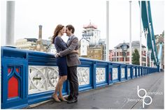 Tower Bridge London Pre-Wedding Shoot