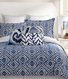 Trina Turk Silver Lake Comforter And Duvet Cover Sets   Duvet Covers   Bed  U0026 Bath   Macyu0027s