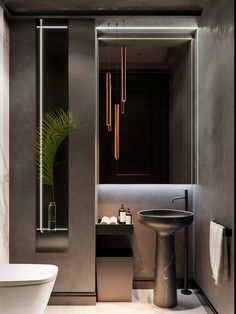 Contemporary Bathroom Design - Interior Decor and Designing Contemporary Bathroom Designs, Bathroom Design Luxury, Interior Modern, Home Interior Design, Interior Plants, Modern Luxury, Modern Furniture, Bathroom Renovations, Home Remodeling