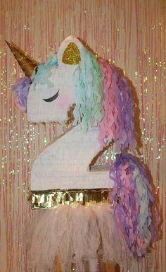 Unicorn Number Pinata