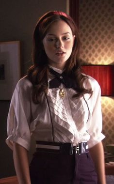 Blair (Season 1 , Episode 3 , Poison Ivy)