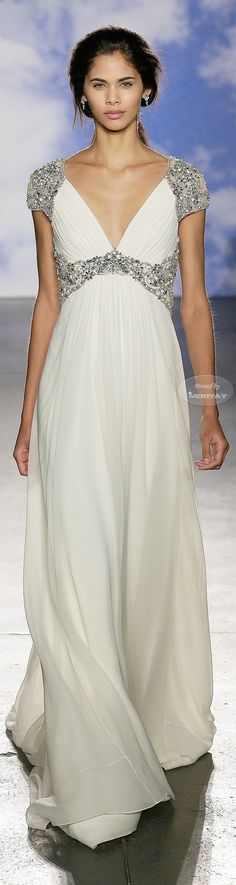 Jenny Packham Bridal Spring 2015 Big Rock Bridal Atelier Columbus, Ohio www.bigrockbridalatelier.com