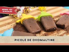 Picolé de Ovomaltine | Receitas de Minuto - A Solução prática para o seu dia-a-dia!Receitas de Minuto – A Solução prática para o seu dia-a-dia!