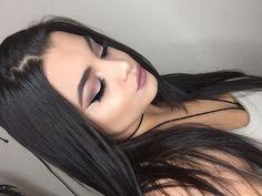 """Mauve Makeup Look using The Balm Meet Matte Nudes Palette. Colourpop Ultra Matte Lip in """"Beeper"""""""
