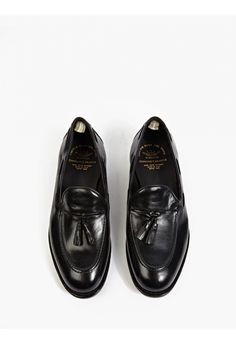 ba169e296c2 Officine Creative Black Leather  Ivy  Loafers Officine Creative