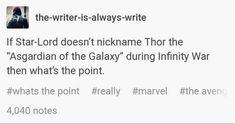 Asgardian of the galaxy