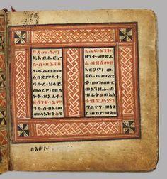 Ethiopian Orthodox Prayer book