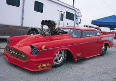 57 Chevy Pro Mod