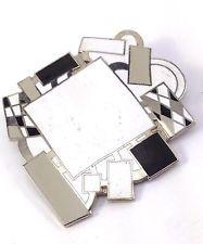 Vintage Silver Tone Signed CATUREGLI White Black Enamel Geometric Pin Brooch http://www.ebay.com/itm/Vintage-Silver-Tone-Signed-CATUREGLI-White-Black-Enamel-Geometric-Pin-Brooch-/131453639596?pt=LH_DefaultDomain_0&hash=item1e9b3f5bac
