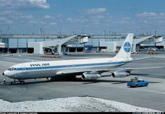 Boeing 707-321B aircraft picture