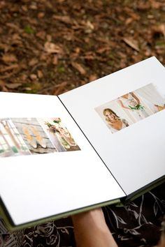 Clean and simple hardback album. Great for all occasions!