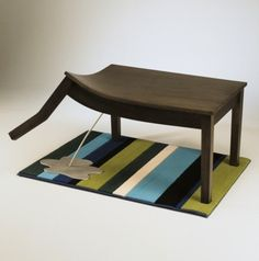 Bad table by Judson Beaumont