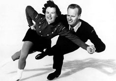 Frances Dafoe and Norris Bowden captured four Canadian titles (1952, 1953, 1954, 1955) and two world championships (1954, 1955). They won the silver medal at the 1956 Winter Olympics in Cortina d'Ampezzo, Italy. Dafoe and Bowden were the first pair skaters to do the twist lift, throw jump, 'leap of faith' and overhead lasso.