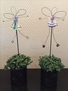 Wind Chimes, Diy And Crafts, Planter Pots, Best Gifts, Wraps, Crafty, The Originals, Outdoor Decor, How To Make