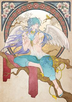 Seragaki Aoba | via Tumblr | We Heart It