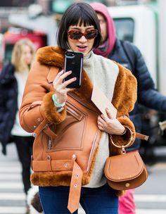The 5 best Chloé it bags to buy now, including the Nile, the Faye and the Drew. See how the street style crowd is wearing them and shop them here...