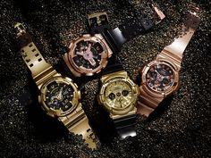 CASIOの最高傑作!G-SHOCKのおすすめ腕時計&メンズにおすすめの色は?