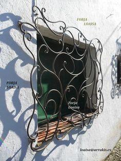 Rejas .http://www.artesanum.com/artesanias-forja_artistica_pedro_loaisa-4659-1-0.html