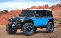 Download wallpapers Jeep Wrangler Luminator, SUVs, desert, offroad, 4x4, Jeep Wrangler, USA, Jeep